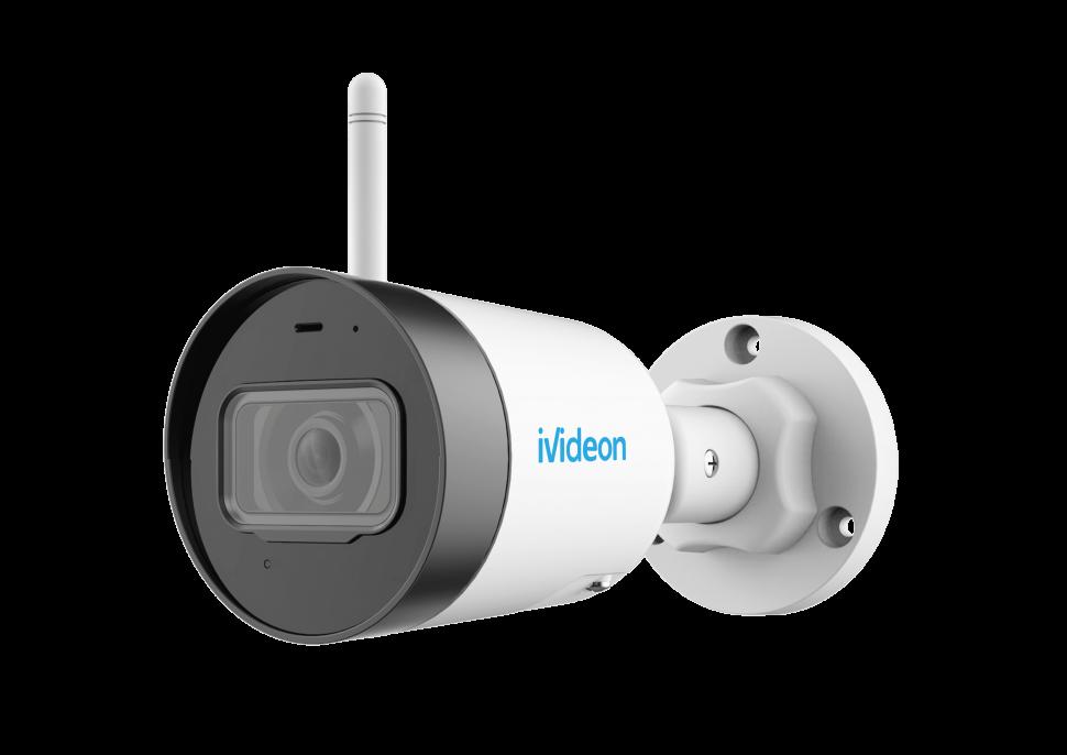 IP WiFi видеокамера Ivideon Bullet