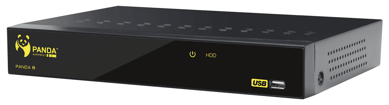 Гибридный видеорегистратор PANDA 8 VER.2
