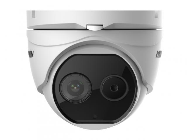 IP видеокамера с тепловизором HIKVISION DS-2TD1217B-6/PA