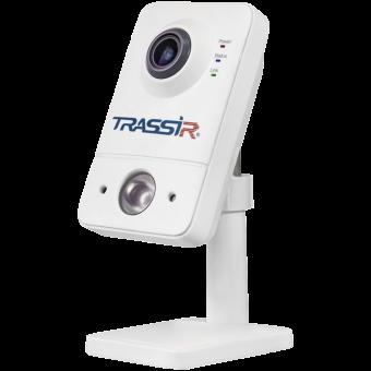 IP WiFi видеокамера TRASSIR TR-D7111IR1W