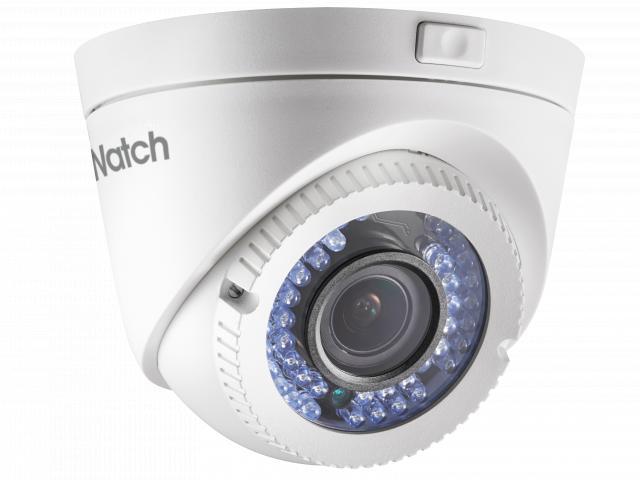 Уличная купольная HD-TVI камера HiWatch DS-T209P