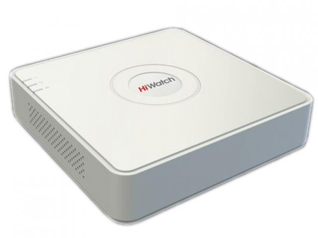4-канальный гибридный видеорегистратор DS-H204QA
