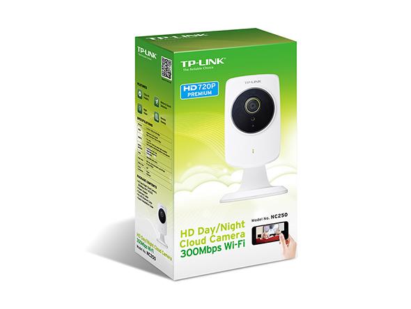 N300 Wi‑Fi HD‑камера NC250