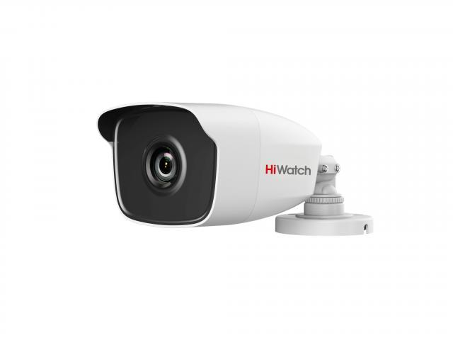 Уличная видеокамера HIKVISION HiWatch DS-T120