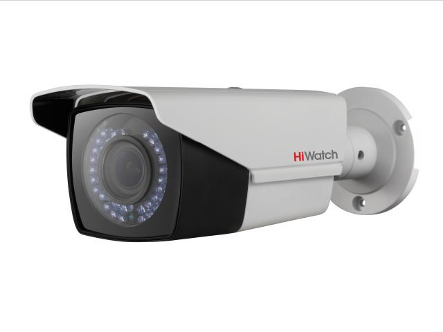 Уличная цилиндрическая HD-TVI камера HiWatch DS-T206P