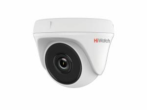 Уличная HD-TVI камера HiWatch DS-T203P