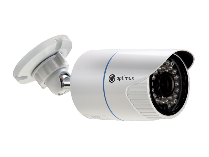 Камера видеонаблюдения Optimus IP-E011.0