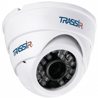 Купольная IP камера TRASSIR TR-D8111IR2W с Wi-Fi