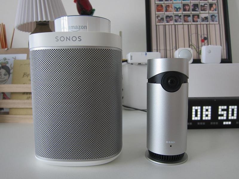 Камера видеонаблюдения D-Link Omna 180