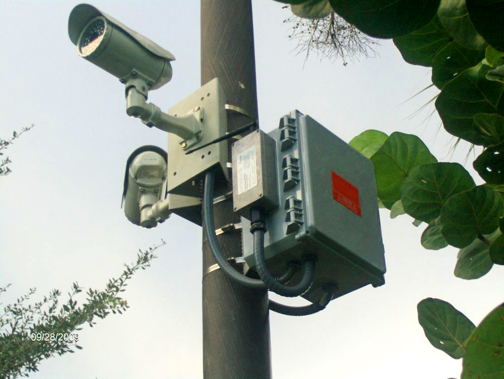Подсветка для камер фотонаблюдения своими руками