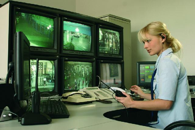 цифровые системы видеонаблюдения для небольших объектов