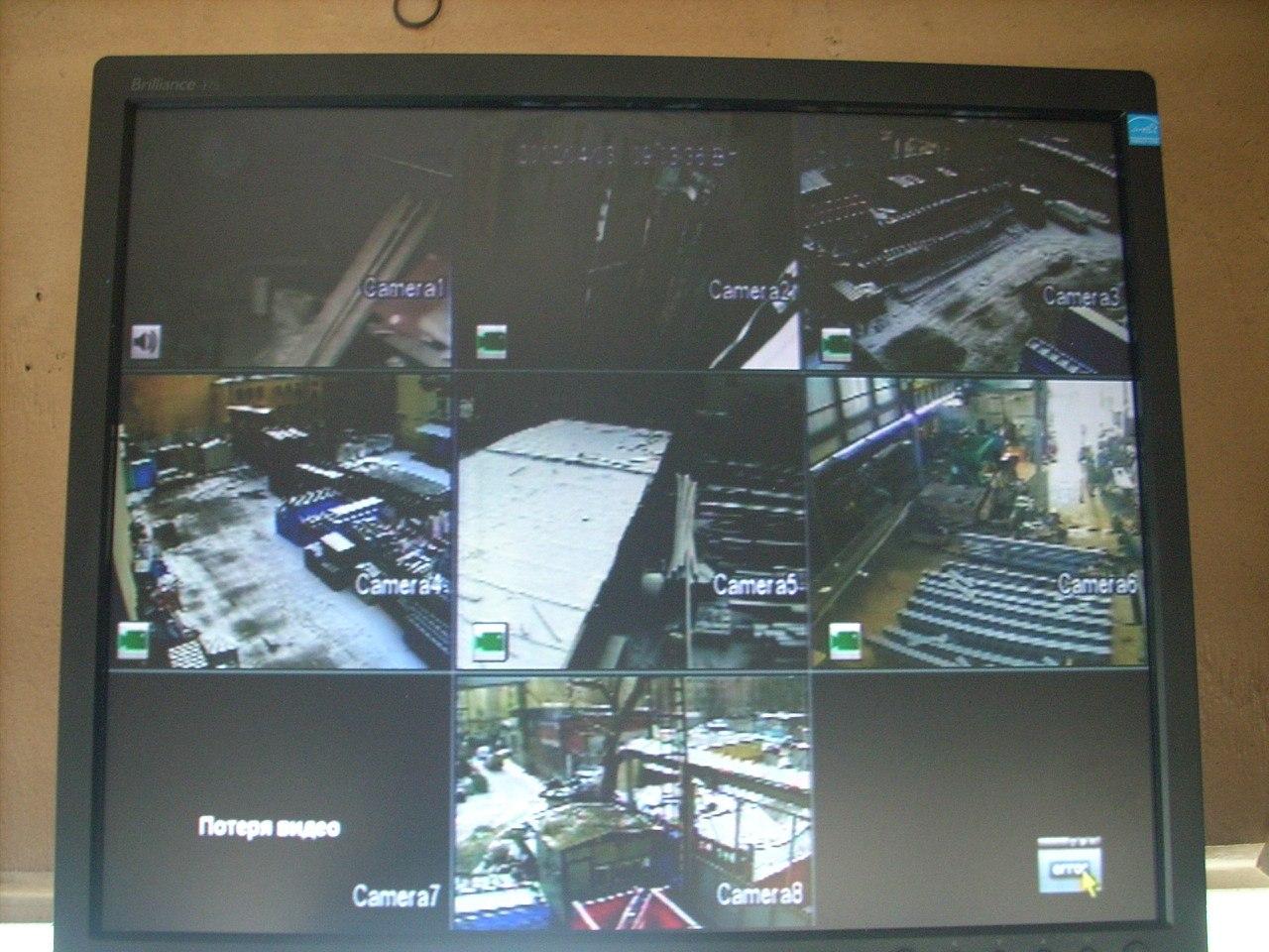 Уличная камера видеонаблюдения с записью на компьютер
