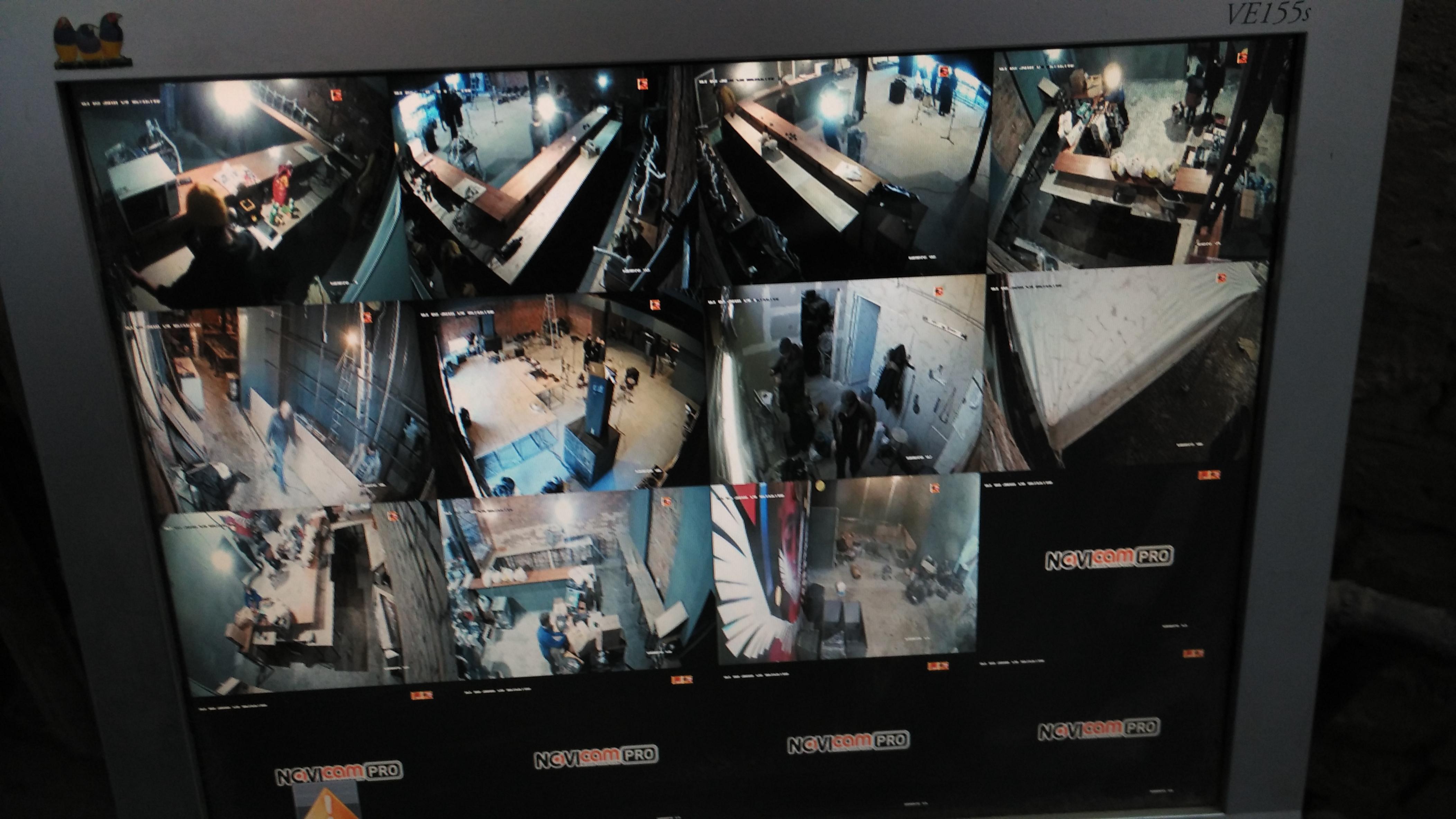 Охранные системы на основе ip камер