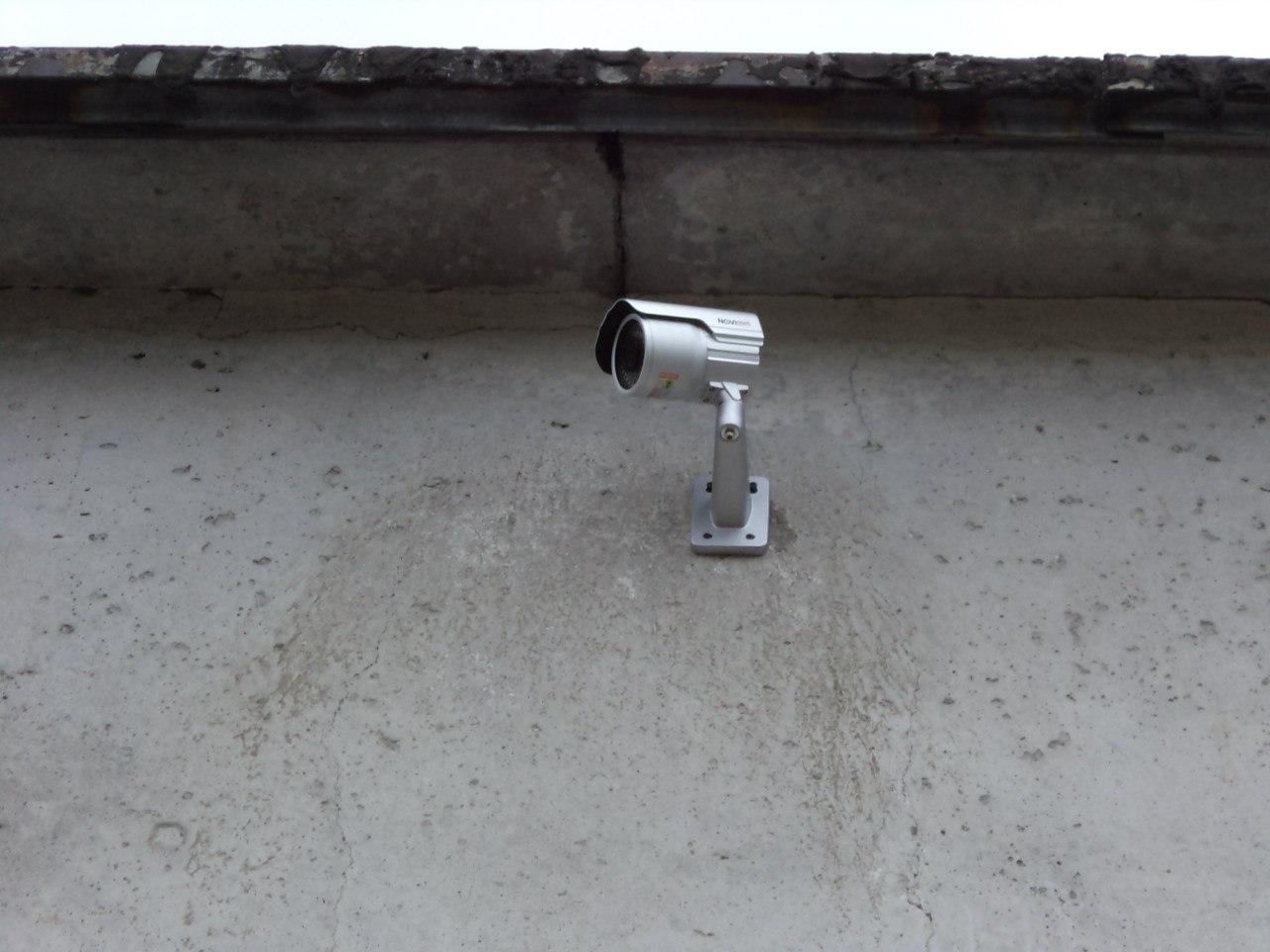 Ip камера то работает то нет